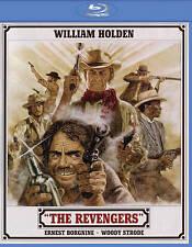 The Revengers (Blu-ray Disc, 2015) William Holden Ernest Borgnine