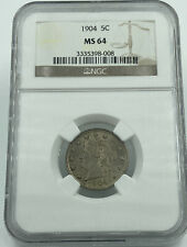 1904 NGC MS64 Liberty V Nickel
