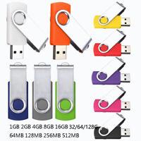 Wholesale/Lot/Bulk ( 1/5/10 Pack ) USB Flash Memory Stick Thumb Pen Drive U Disk
