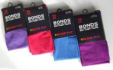 BONDS ladies Colour Pop Opaque Comfy Tights 70 Denier- Multi Colour