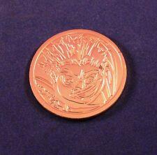 "Awesome 1.5"" Metal Sumo Dudes Pog Coin Token"