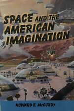Apollo 12 Astronaut Alan Bean Signed Book, Space and the American Imagination