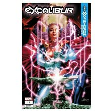 EXCALIBUR #13 JAY ANACLETO Trade Variant X-Men X of Sword