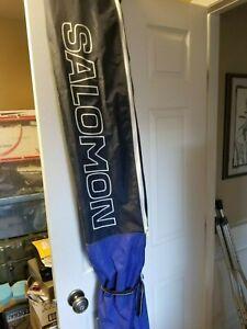 Vintage Salomon ski bag