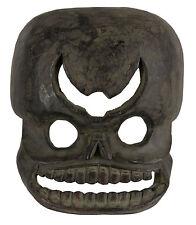 Masque Citipati Tête de mort Bois - Himalaya-Animiste Chamane -Tibet Nepal 5324