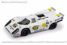 Porsche 1971 Fittipaldi E 1/43 Brumm