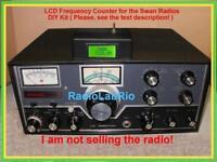 Frequency Counter Digital Dial Radio Swan 400 500 500C 500CX 700CX 350A/B/C/D
