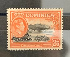 Dominica Sg 107 Lmm Cat £23