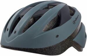 Fahrradhelm Polisport SportRide MTB - Large (58-62cm) - dunkelgrau/mattschwarz