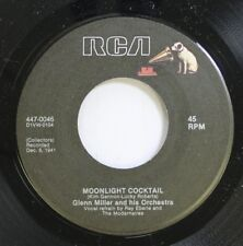 Pop Nm! 45 Glenn Miller And His Orchestra - Moonlight Cocktail / Pennsylvania Si