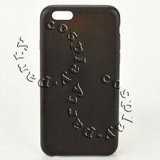 Original Apple Silicone iPhone 6 Plus / iPhone 6s Plus Case Snap Cover - Black