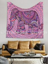 Indian Elephant Hippie Tapestry Large Wall Art Decorative Good Luck Wall Hanging
