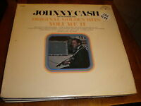 Johnny Cash/Tennessee Two LP Original Golden Hits Volume II SEALED