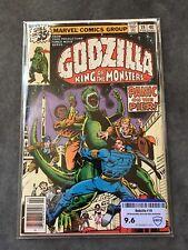 Godzilla 19 Cbcs Not Cgc 9.6 Comic