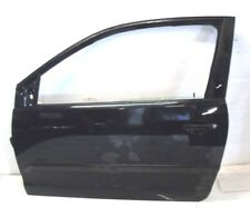 2006 VW POLO 5 DOOR N/S/F PASSENGER SIDE FRONT DOOR  IN BLACK