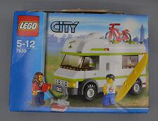 LEGO Set 7639 Wohnmobil Camper Wohnwagen Komplett mit OVP & Bauanleitung