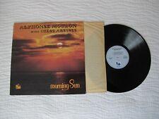"RARE Jazz drummer, Alphonse Mouzon: 2- LP's :  ""Distant Lover"" & ""Morning Sun"""