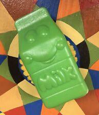 Vtg Kid's Playskool Play Food Milk Carton Fun For Tikes Drink Groceries Psm-Pf#1