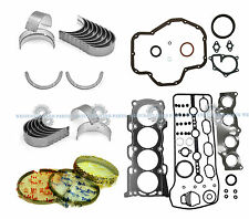 "2006-2008 Toyota Rav4 ""XRS"" 2.4L / 2AZFE ENGINE RE-RING KIT *GRAPHITE*"