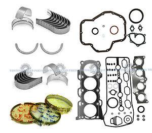 2004-2015 Scion TC 2.4L / 2AZFE 2.4L ENGINE RE-RING KIT *GRAPHITE*