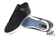 New GBX Busconi Leather Chukka Men Boots Sz 9 Blue