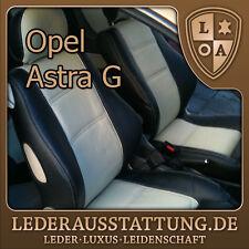 LEDERAUSSTATTUNG DE Opel Astra G Sitzbezüge,Schonbezüge, Ledersitzbezüge, Tuning