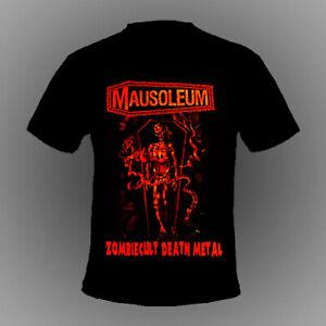 MAUSOLEUM - Coffin [TSHIRT]