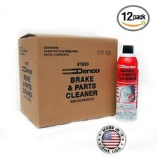 Denco Brake & Parts Cleaner - 15.3 FL OZ - 13 OZ - 12 Cans - Non Chlor Low VOC