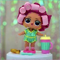 LOL Surprise Hairgoals Series 2 WAKE UP QT Redhead Curlers Q.T. Cutie L.O.L. NEW