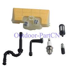 Air Filter + Spark Plug + Fuel / Oil Line Filter for STIHL 029 039 MS290 MS310