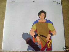 THE MYSTERIOUS CITIES OF GOLD ESTEBAN ANIME PRODUCTION CEL