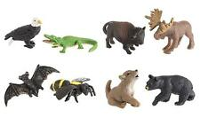 6 Safari Ltd  Good Luck Minis Hand Painted Collectibles Packs (FREE GIFT)