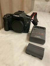 Canon EOS 50D Digital SLR Camera Body - 15.1MP, Charger, Battery, Strap