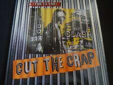 "The Clash ""Cut The Crap"" Original LP. 1st pressing (FE 40017) 1985. RARE !"