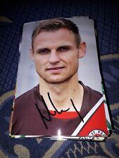 Signiertes Foto Bernd Nehrig  FC St.Pauli NEU MEGA RAR