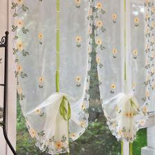 Unbranded Modern Valance Window Curtains