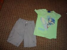 NEW LOOK-boys bundle age 4-5-6 MIXED ITEM CLOTHES,MULTI,CARGO SHORTS TSHIRT TOP