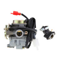 Carburetor Cab Parts Kit For Rex RS 400 RS 450 RS 460 GY6 50cc GY6 60cc