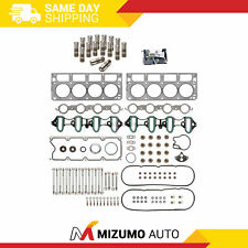Head Gasket Set Bolts Lifters Fit 99-01 Buick Cadillac Chevrolet GMC Non-AFM