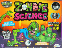 Weird Science Kids Set Childrens Chemistry Activity Kit 10 Zombie Experiments