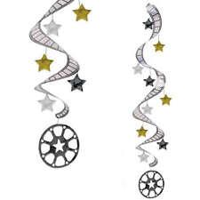 Scena Setter 1.2m film di Hollywood Film Star SUPER Swirl decorazione da appendere