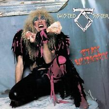 Stay Hungry: 25th Anniversary Edition by Twisted Sister (CD, Jul-1987, 2 Discs, Atlantic (Label))