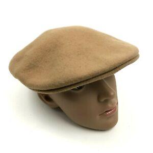 VINTAGE Kangol Hat Cap Cabbie Newsboy Size Extra Large Wool Samuel Jackson 80's