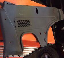 1997-2001 Jeep Cherokee XJ  Gray Left REAR Interior Cargo Trim Panel