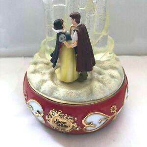 Ardleigh Elliott Princess Snow White Castle Happily Ever After Disney Music Box
