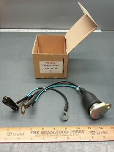 New Genuine Denso 12V Starter Contactor 182800-1740.