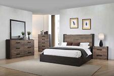 Coasters Furniture Weston Queen Panel 6 Piece Bedroom Set