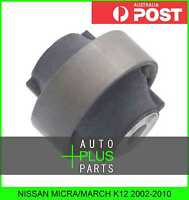 Fits NISSAN MICRA/MARCH K12 2002-2010 - Rear Control Arm Bush Front Arm Wishbone
