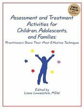Assessment and Treatment Activities for Children, Adolescents, and Families :...