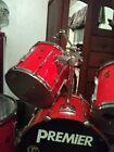 Premier Acoustic Drum Set